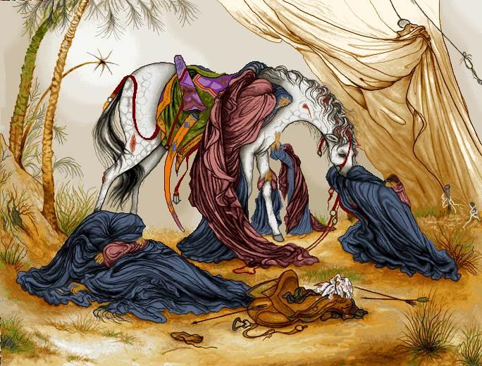 عصر عاشورا فرشچیان