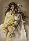 اسب سوار سرخپوست