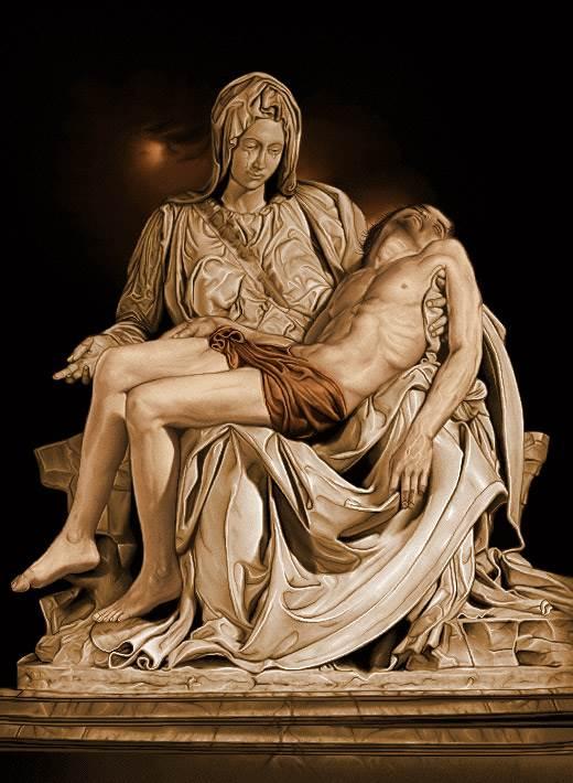 تندیس مرگ عیسی