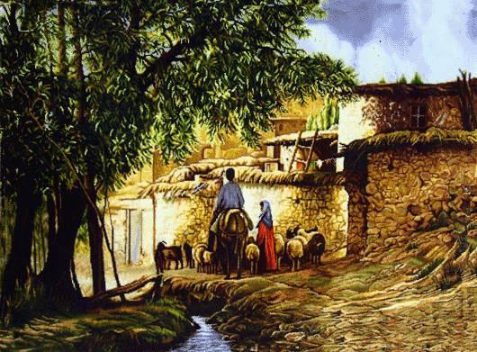 روستای زیبای بالا ده 2