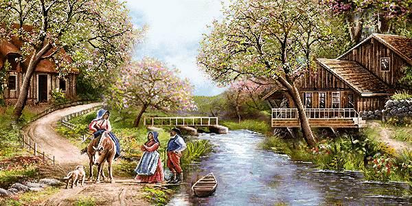 روستای زیبای بالا ده 3